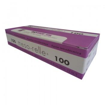 AGUJA MESO-RELLE 30G 0,30 X 12 MM C/100